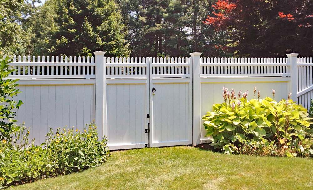 Cellular Vinyl Possibilities Perfection Fence Blog