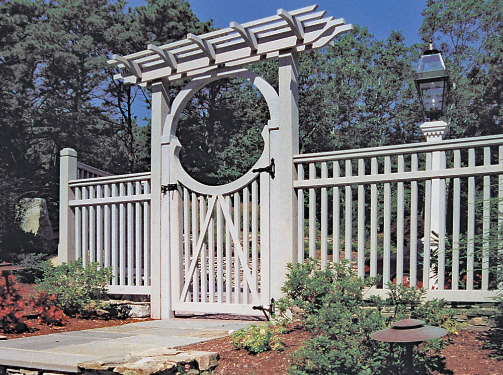 Arbors Perfection Fence