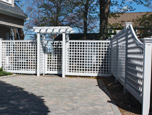 ForeverVinyl™ Vinyl Fence - Perfection Fence